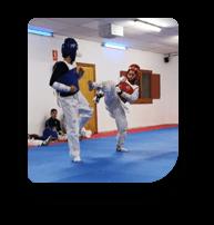 Escuela de Taekwondo en Barcelona