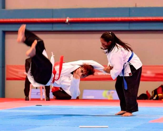 Centro de formación de Hapkido y artes marciales en Barcelona Sants